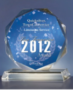 2012 Best San Francisco Limousine