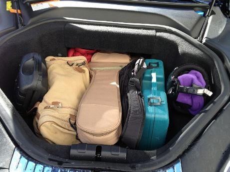 Combined With The Rear Cargo Area It Is 50 More Storage Than Older Lincoln Towncar
